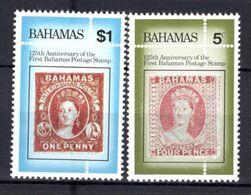 1984 - BAHAMAS   -  Mi.  Nr. 559/560 - NH - (K-EA.7) - Bahamas (1973-...)