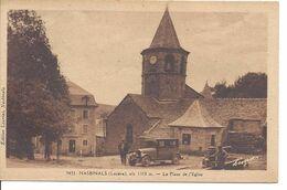Nasbinals / Place De L'église - Otros Municipios