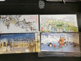 FRANCE BLOCS SOUVENIRS 2006 YT N° 6, 13, 14 Et 15 ** SOUS BLISTER - Souvenir Blokken