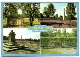 Gedenkstätte Bergen-Belsen - Lüneburger Heide - Bergen