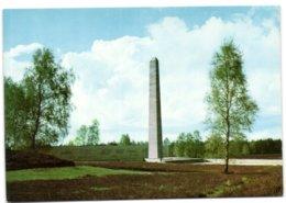 Memorial - Bergen/Belsen Camp - Bergen