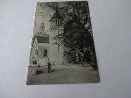 Arlon Entrée De L'eglise St Donat-carillon - Arlon