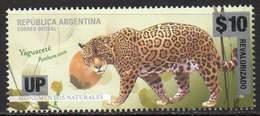 ARGENTINA 2018. Revalorizado UP $10 On Yaguareté, Mint NH - Unused Stamps