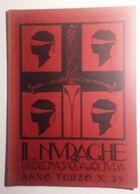 1925 Sardegna Rivista IL NURAGHE. RASSEGNA SARDA DI COLTURA Cagliari, Il Nuraghe 1925 Anno III N. 25 Del 15 Febbraio/15 - Old Books