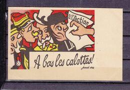 JOSSOT A BAS LES CALOTTES LEGER PLI ANGLE INF GAUCHE - Jossot