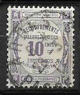 France Taxe N°44 - Oblitéré 1908-1925 - 1859-1955 Used