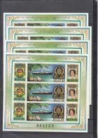 Belize - Royalties, Royals