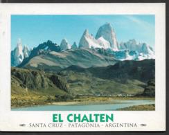 Argentina - Tarjeta Postal - Santa Cruz - Patagonia - El Chalten - Circa 1990 - Non Circulee - A1RR2 - Argentina