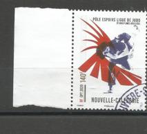 Nouveauté   Judo  Bdf   (pag3c) - Nueva Caledonia