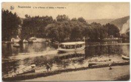 Anseremme - L'Ile D'Amour Et Bateau Mouettes - Dinant