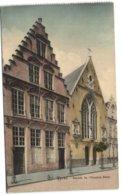 Ypres - Façade De L'Hospice Belle - Ieper