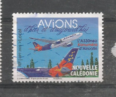 PROMOTION   Nouveauté   Avion Tarif International  (pag3c) - Nueva Caledonia