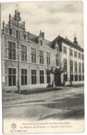 Exposition Universelle De Bruxelles 1910 - La Maison Rubens - Façade Vers La Rue ((G. Hermans - Anvers) - Universal Exhibitions