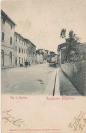 ROSIGNANO MARITTIMO - 1903 - Via S. Martino - Livorno - Livorno