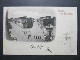 AK BRINDISI Ca.1900   ///  D*45755 - Brindisi