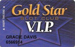 Gold Rush Casino Henderson, NV Slot Card - Copyright 2005 - Casinokarten