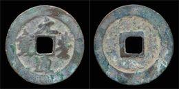 China Northern Song Dynasty Emperor Shen Zong AE 3-cash - Cina