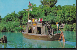 Postcard - USA - Disneyland - Keel Boat In Frontierland - Circa 1970 - Non Circulee - A1RR2 - Disneyland