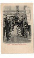 Cocher Et Sergent De Ville (une Contravention)  (N189) - Polizei - Gendarmerie