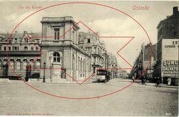 Koningstraat - Rue Royale .....Oostende - Ostende - Ostend (DOOS 5) - Oostende