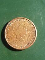 1 EUROCENT 2000 PAESI BASSI - Pays-Bas
