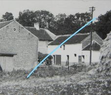 BOTHEY Tongrinne Sombreffe Mazy Corroy Le Château Vieille Ferme 1935 1  Photo - Places