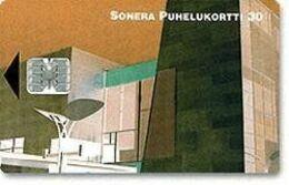 Finland Phonecard Sonera D170 - Finland