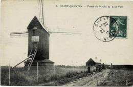 02 * Saint Quentin - Ferme Du Moulin De Tout Vent - Saint Quentin