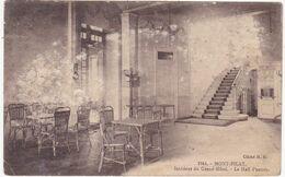 Loire : MONT PILAT : Intérieur Du Grand-Hôtel : Le Hall D'entrée - Mont Pilat