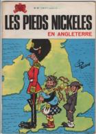 B.D.LES PIEDS NICKELES EN ANGLETERRE - E.O.  1974 - N° 27 - Pieds Nickelés, Les