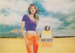PUBBLICITA' ADVERTISING CARTOLINA CITRUS N°0100 - EDIZIONE LIMITATA - PARFUMS - PROFUMI - Advertising