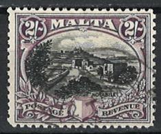 Malta 1930. Mi 164, SG 205, Used O - Malta