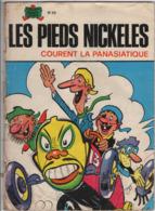 B.D.LES PIEDS NICKELES COURENT LA PANASIATIQUE - E.O.  1981 - N° 33 - Pieds Nickelés, Les