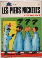 B.D.LES PIEDS NICKELES VOYAGENT - E.O.  1983 - N° 57 - Pieds Nickelés, Les