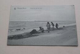 Enfants Au Bord De L'eau ( A. Bisschops, Les Oeillets ) Anno 1914 ( Zie Foto's ) ! - Nieuwpoort