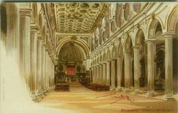 BENEVENTO - PAOLETTI - INTERNO DEL DUOMO - EDIZIONE BERTARELLI - 1910s  (5156) - Benevento