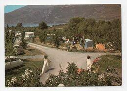 - CPM HAUTES-ALPES (05) - Camping-Caravaning LE VERGER - Editions SL 151.707 - - Sin Clasificación