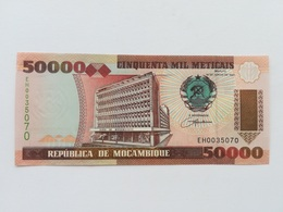 MOZAMBICO 50000 METICAS 1993 - Mozambique