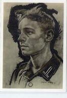 DC3292 - W. Willrich  Volksbund Für Das Deutschtum Berlin Arbeitsmann - Personnages