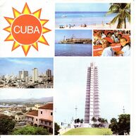 Livre Cuba Tourisme Turistica 1970 - Vita Quotidiana