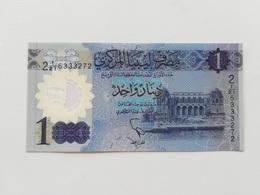 LIBIA 1 DINAR 2019 - Libya