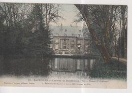 CPA-08-Ardennes- BAZEILLES- Château De Montvillers- Cours D'Honneur- - Andere Gemeenten