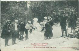 PUIGCERDA - LA MOLINA - Les Sports D'hiver Au Col De Tosas - Other Municipalities