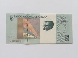 ANGOLA 5 KWANZAS 2012 - Angola
