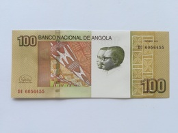 ANGOLA 100 KWANZAS 2012 - Angola