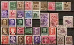 (Fb).R.S.I. E Luogotenenza.Lotto Di 37 Francobolli Nuovi E Usati (174-20) - Italien