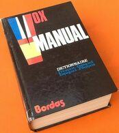 Dictionnaire  Français-Espagnol   626 Pages (1985) (195x135x60)mm Bordas - Woordenboeken