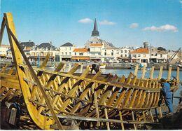 85 - Saint Gilles Croix De Vie - Le Port - Saint Gilles Croix De Vie
