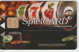 AUSTRIA KEY CASINO    Stratosphere - Preferred SpielCARD   AUSTRIACARD 62345/011 - Casinokarten