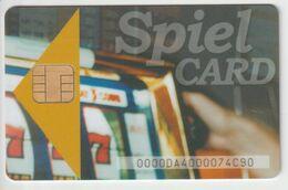 AUSTRIA KEY CASINO    Spiel Card  - AUSTRIACARD 62345/004 - Casinokarten